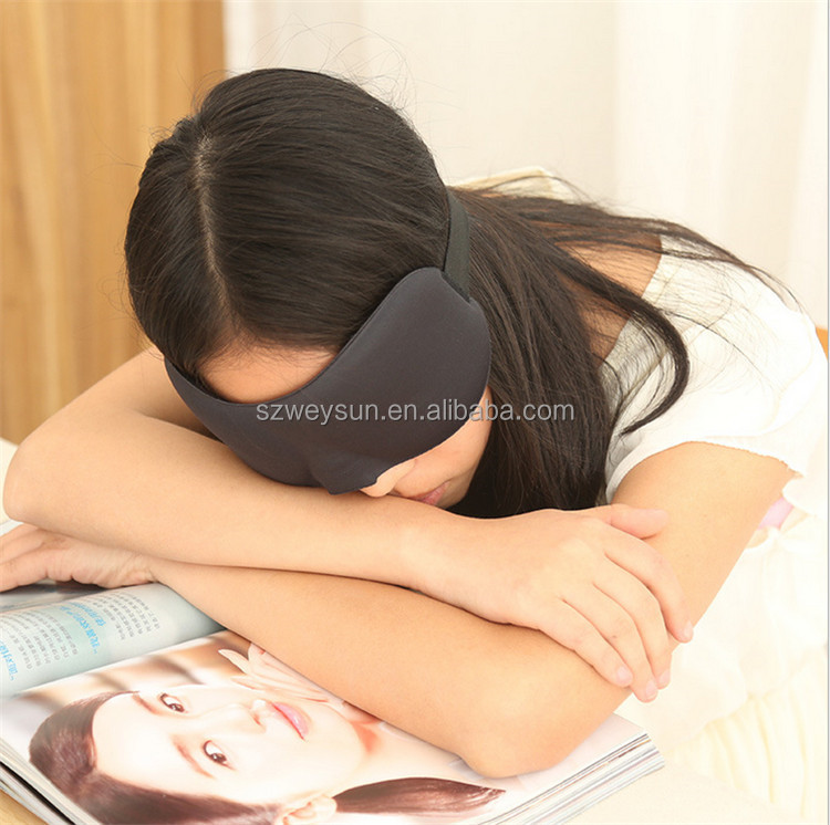 3D sleeping eye massager mask body massager