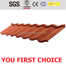 Low Price Colored Textured Metal Roofing