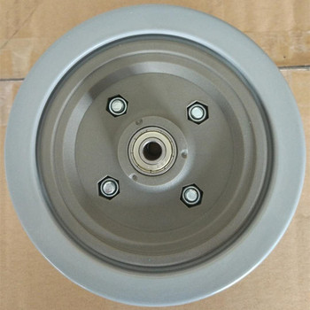 Chinese Supplier for PU Solid Tire 200X50 Polyurethane Wheel