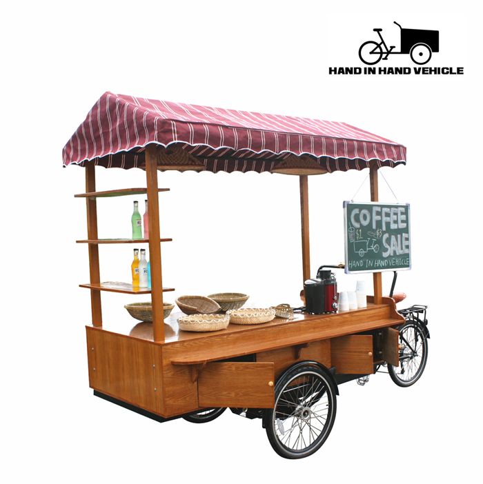 mobile food car /electric coffee bike for sale