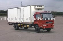 DonfFeng DLK refrigerator truck,refrigerated truck,refrigerated standby electric unit truck