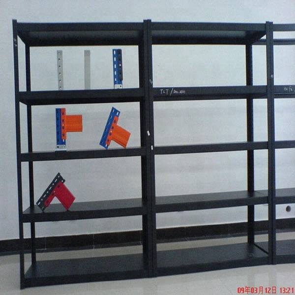 Metal shelving system black shelving Store shelves <strong>rack</strong> in home storage