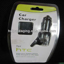 Hanging printing card blister pack for charger
