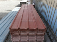 Type:860-5 , Fireproofing and heat insulation Concrete Mgo roof tile