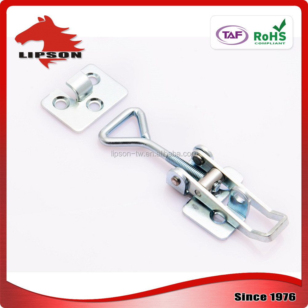 Electric Motors Medical Cabinets hasp and toggle latch