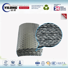 Backed aluminum foil bubble insulation/bubble roof insulation