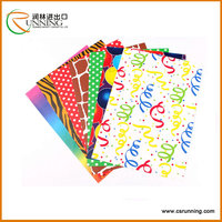 a4 handcraft coated craft paper