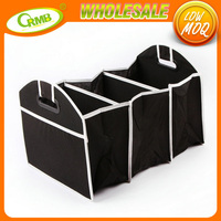 Wholesale foldable car organizer car trunk organizer