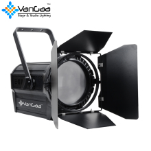 High Quality High CRI 200W Film Fresnel Studio Video Photography LED Lights