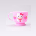 Sedex P4 Factory making plastic hello Kitty mug / cup for kids