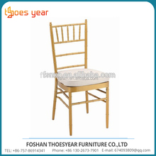 Chinese cheap romantic wedding chairs used chiavari chairs