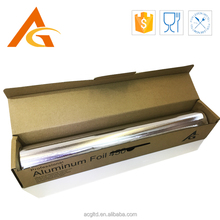hotel use silver kitchen cooking aluminum foil jumbo roll
