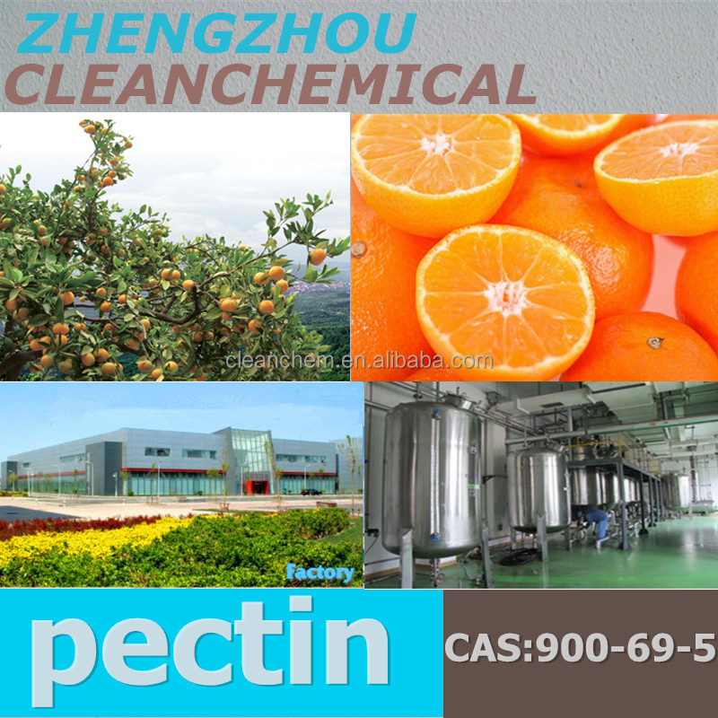 Pectin for Jams Drink Candy Apple Pectin, a soluble fiber, which blocks cholesterol absorption