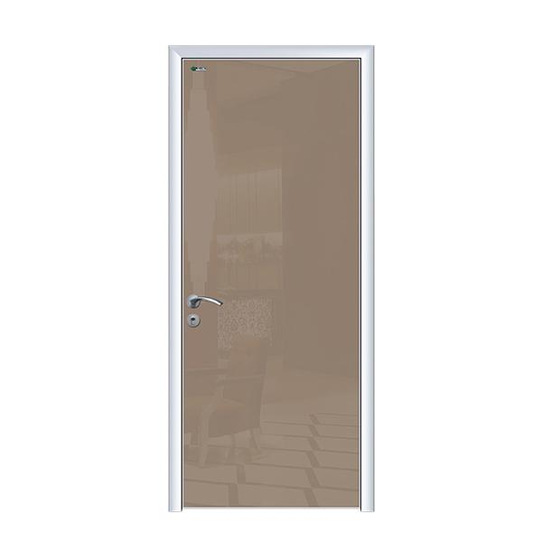 Cadre en aluminium de porte int rieure design polonais - Cadre de porte en bois ...