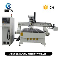 High Efficiency 5 axis 4040 cnc router box machine for wood mould making