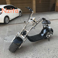 2018 Newest cheap good looking electric motorcycle 60v 1500w