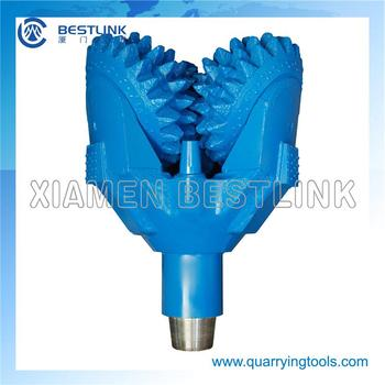 BESTLINK Factory Tungsten Carbide Tricone Bits for Drilling for Geothermal Drilling