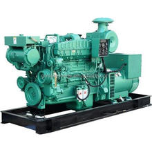 150kva Marine harbour diesel generator with Cummins Engine