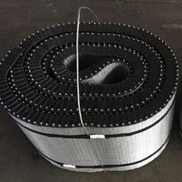 High Quality SUS310S Stainless Steel Mesh Conveyor Belt For Mesh Belt Furnace
