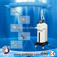 Medical CE approved rf tube acne removal cold laser 635nm