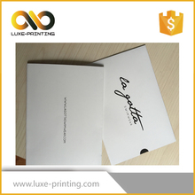 Custom double side printing lined receipt envelope