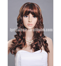 Aliexpress Hair Beautiful Colors Synthetic Hair Wig