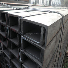 JIS G3101/ss400 Hot rolled material channel steel