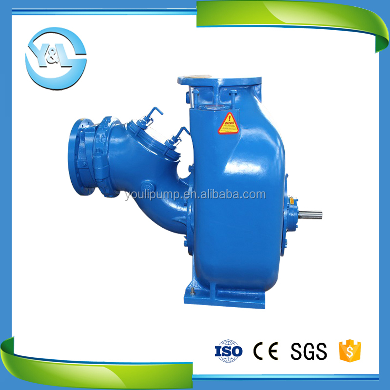 back pull-out self priming centrifugal hydraulic dredge pump