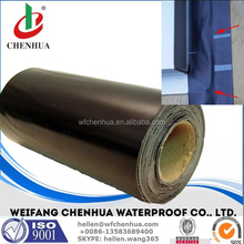 Waterproof asphalt strip , bitumen strip for construction / vehicle --- China factory flash band