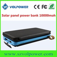 6W 5W 3W Waterproof Portable Solar Charger Pack for Mobile Phone
