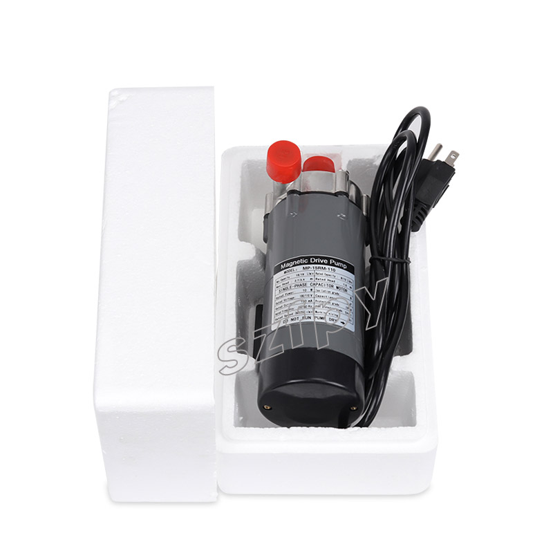 110V Hombrew pump US Plug Magnetic Drive Pump 15R With Stainless Steel Head