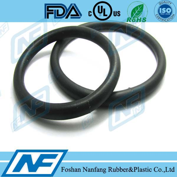 round ring silicone foam gasket rubber