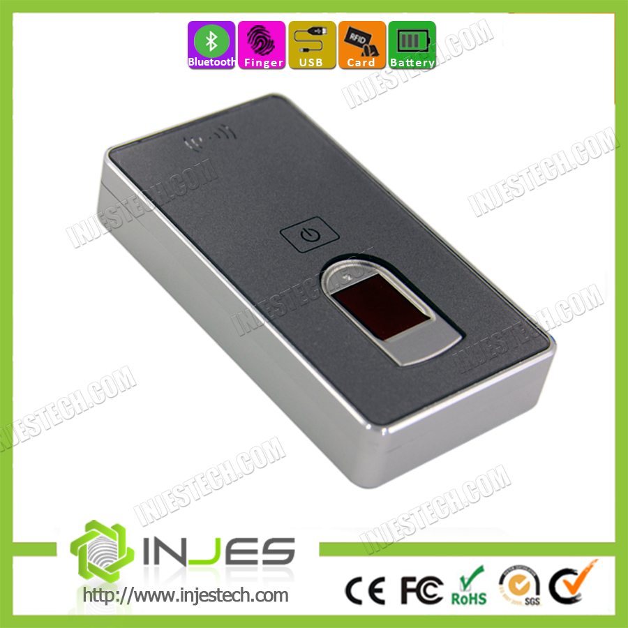 IOS Bluetooth Android Capacitive Bio-Key Usb Flash Drive Fingerprint Reader (FRT1012)