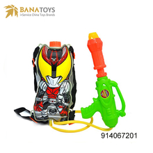 2018 Plastic Kids Toy Backpack Water Gun