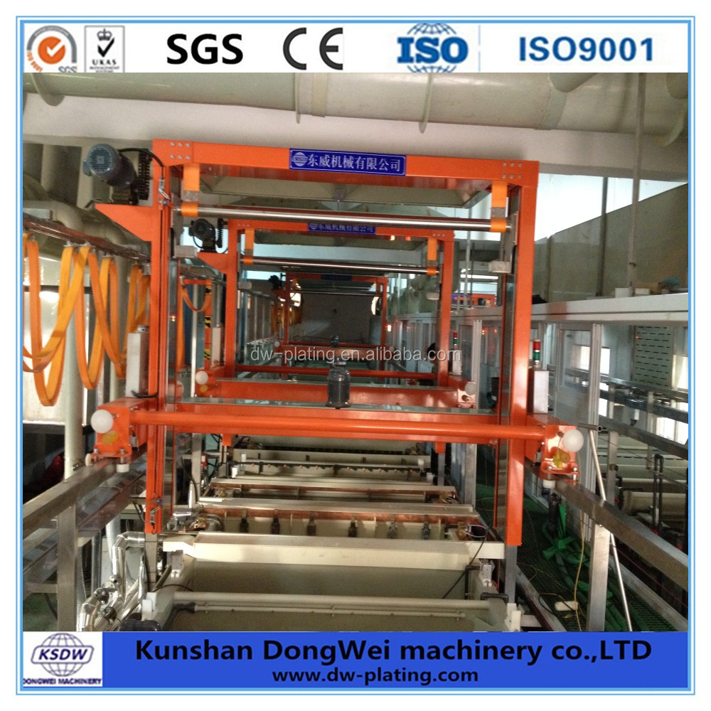 Electroplating equipment ion plating machine
