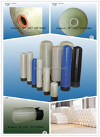 household Frp/grp water Filter Vessel For Filtration System