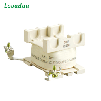 Best seller Lx1 Series D6 Model 220V AC Magnetic Contactor Coil
