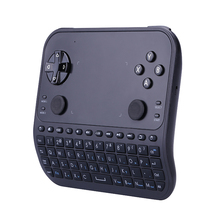 Portable slim wireless bluetooth Mini computer keyboard control gaming keyboard