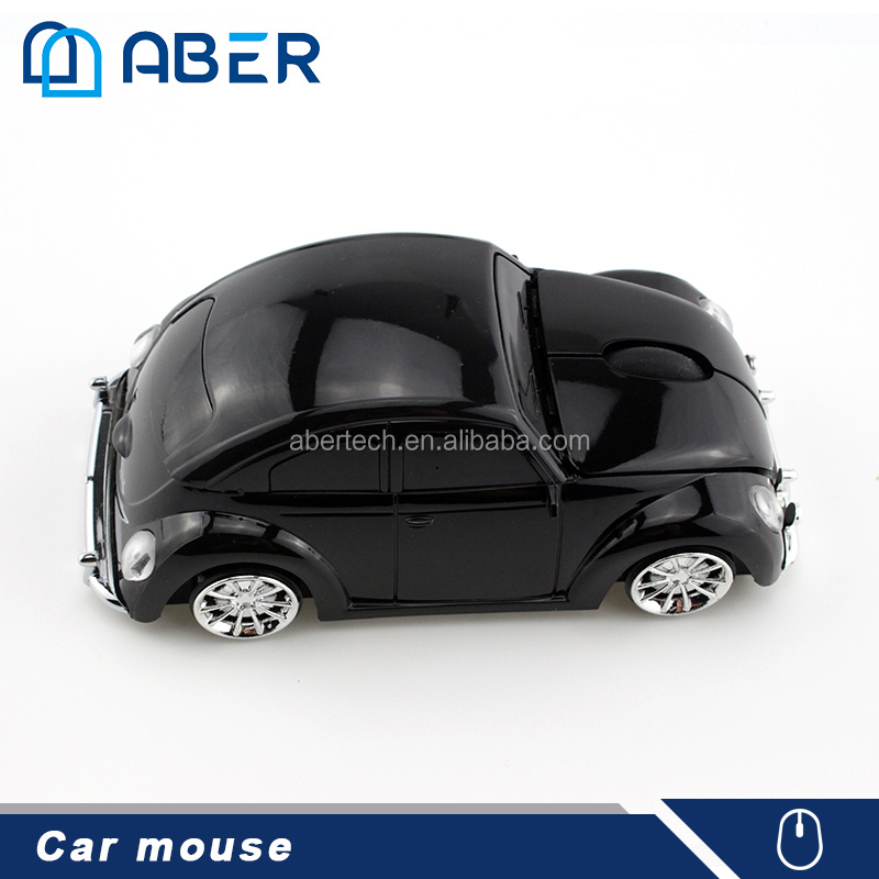 2017 new car shape 3d optical mini mouse
