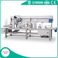BGJ-4A Cup and cone Ice Cream Filling Machine