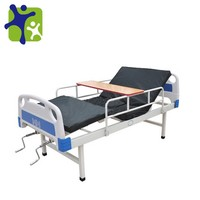 hospital thick steel pipe material firm care bed HLC-SY-04
