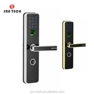 Home use lock touch screen and keypad two types self locking door lock with ODM service