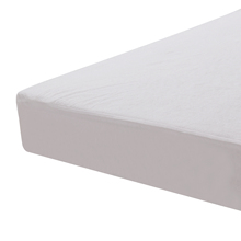 2019 Amazon best selling fitted sheet style premium cotton knitting waterproof mattress cover