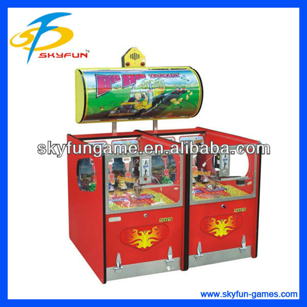 electronic arcade game Big Rig Truckin lottery machine for sale