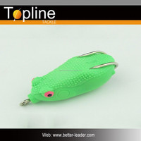 Soft plastic wholesale cheap frog fishing lure