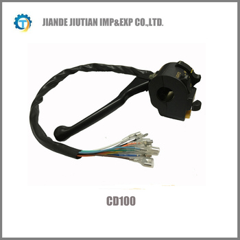CD100 motorcycle handle switch with high quality for sale
