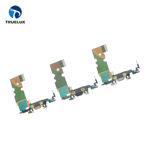 Cell Phone Parts Dock Connector Charger Port Flex Cable for iPhone 8