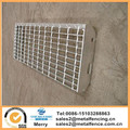 Galvanized Steel Wire Material steel grating stairs