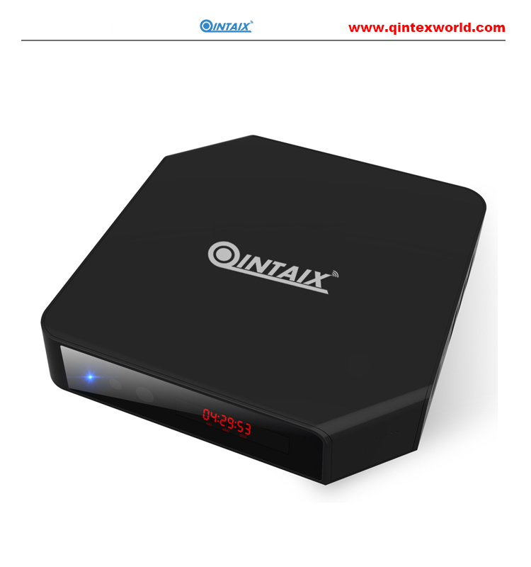 3GB DDR3 32GB EMMC Android 6.0 Kodi 16.1 tv box QINTEX Q9A 4K HDR with youtube chinese movie