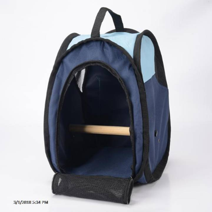 Portable And Foldable Outdoor Travelling Bag Birds Cage